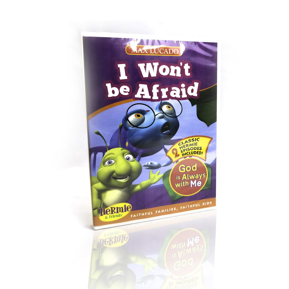 I Won't Be Afraid