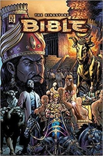 Kingstone Bible Vol.2 - Books - Children's Bible - Forerunner Bookstore Online Store