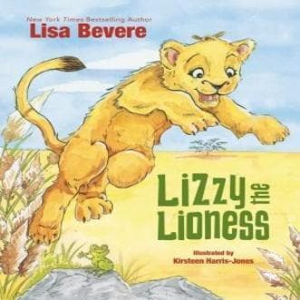 Lizzy The Lioness - Books - Bevere, Lisa - Forerunner Bookstore Online Store