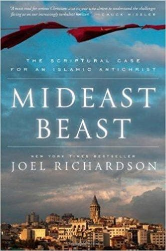 Mideast Beast: The Scriptural Case for an Islamic Antichrist - Books - Richardson, Joel - Forerunner Bookstore Online Store
