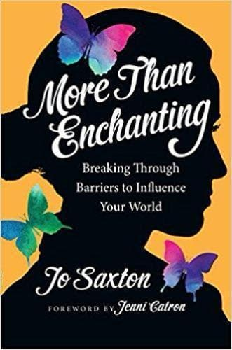 More Than Enchanting - Books - Saxton, Jo - Forerunner Bookstore Online Store