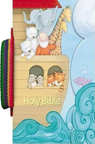 My Rainbow Promise Bible - Books - Children's Bible - Forerunner Bookstore Online Store