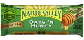 Nature Valley Oats & Honey Crunchy Snack Bar - Miscellaneous - NONE - Forerunner Bookstore Online Store