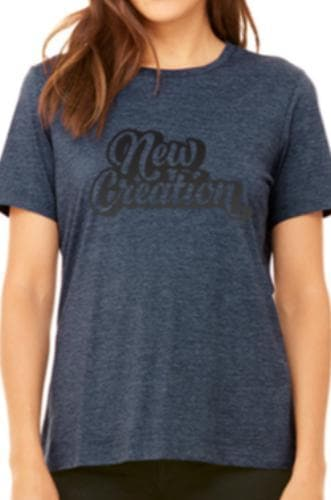 New Creation Woman's Tee - Merchandise: Clothing - Forerunner Bookstore - Forerunner Bookstore Online Store