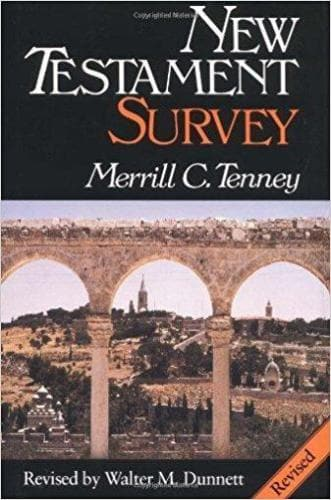 New Testament Survey - Books - Tenney, Merrill C. - Forerunner Bookstore Online Store