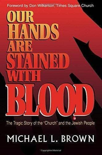 Our Hands Are Stained with Blood - Books - Brown, Michael - Forerunner Bookstore Online Store