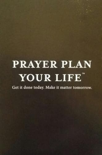 Prayer Plan for Your Life - Books - Fields, Linda - Forerunner Bookstore Online Store
