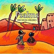 Psalms for Young Children - Books - Delval, Marie-Helene - Forerunner Bookstore Online Store