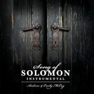 Song of Solomon Instrumental - Music - McCoy, Andrew & Emily - Forerunner Bookstore Online Store