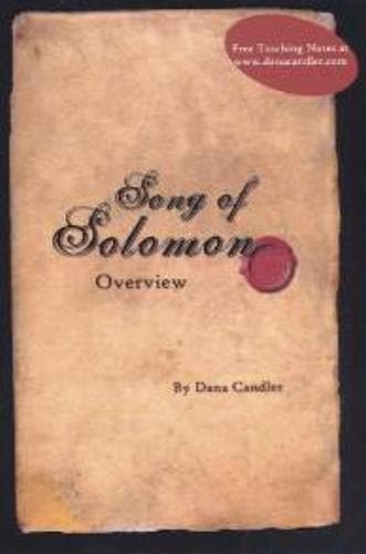 Song of Solomon Overview (CD Series) - Media - Candler, Dana - Forerunner Bookstore Online Store