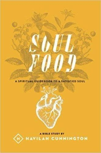 Soul Food: A Spiritual Guidebook to a Satisfied Soul - Books - Cunnington, Havilah - Forerunner Bookstore Online Store