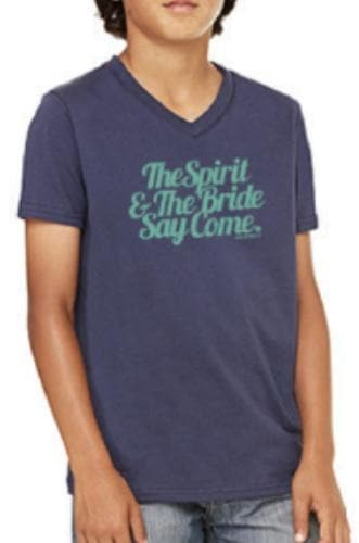 Spirit & The Bride Youth T-Shirt - Merchandise: Clothing - Forerunner Bookstore - Forerunner Bookstore Online Store