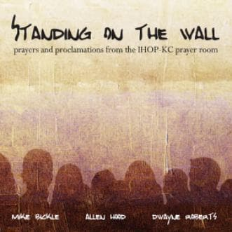 Standing on the Wall - Music - IHOPKC Artists - Forerunner Bookstore Online Store