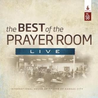 The Best of the Prayer Room Live: Volume 58 - Music - IHOPKC CD Limited Edition/Best of the Prayer Room - Forerunner Bookstore Online Store