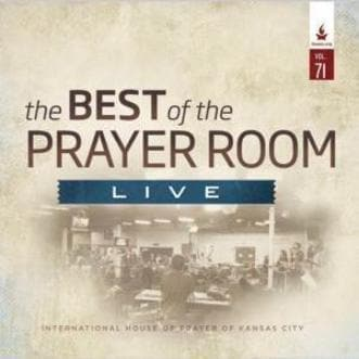The Best of the Prayer Room Live: Volume 71-Music-IHOPKC CD Limited Edition/Best of the Prayer Room-Digital Download-Forerunner Bookstore Online Store