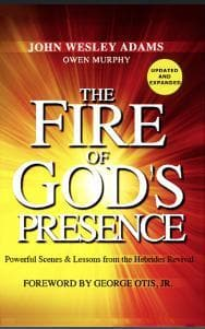 The Fire of God's Presence: Powerful Scenes & Lessons from the Hebrides Revival - Books - Murphy, Owen & Adams, John W. - Forerunner Bookstore Online Store