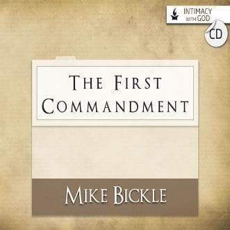The First Commandment - Media - Bickle, Mike - Forerunner Bookstore Online Store