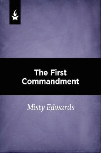 The First Commandment Single - Media - Edwards, Misty - Forerunner Bookstore Online Store