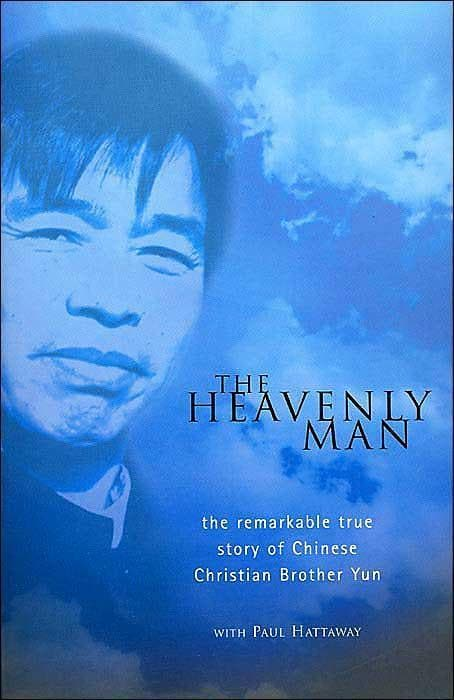 The Heavenly Man: The Remarkable True Story of Chinese Christian Brother Yun - Books - Yun, Brother & Hattaway, Paul - Forerunner Bookstore Online Store