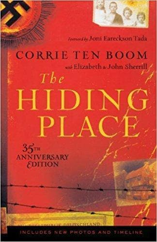 The Hiding Place-Books-Ten Boom, Corrie-Forerunner Bookstore Online Store