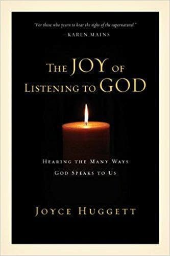 The Joy of Listening to God - Books - Huggett, Joyce - Forerunner Bookstore Online Store