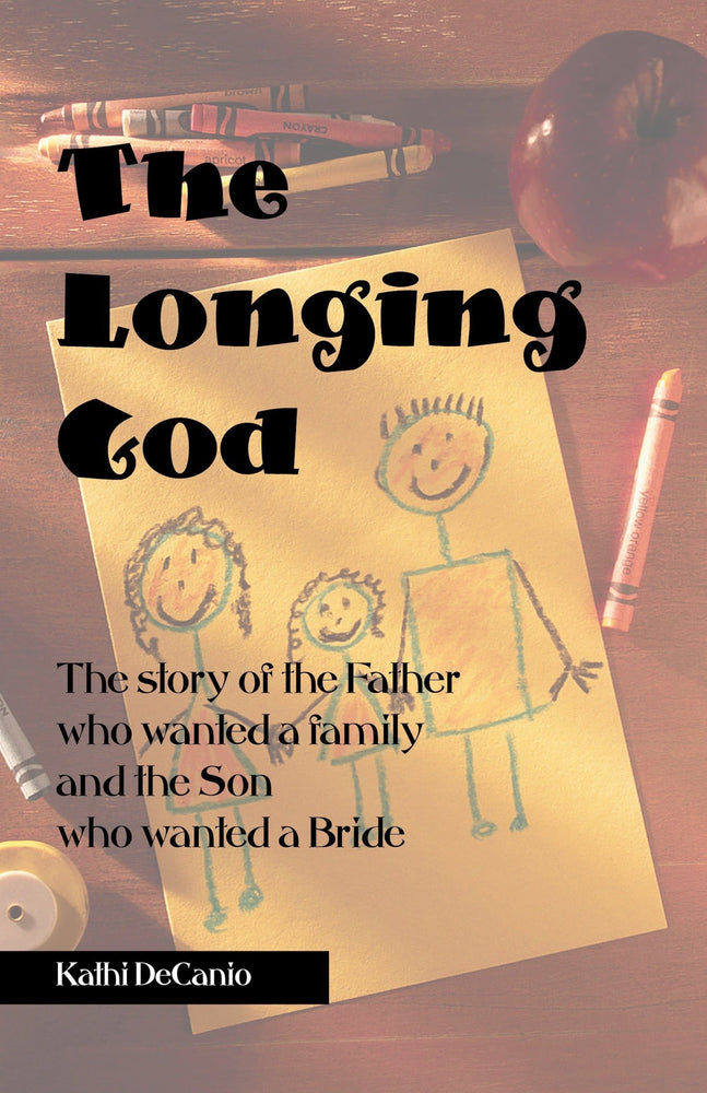 The Longing God - Books - Decanio, Kathi - Forerunner Bookstore Online Store