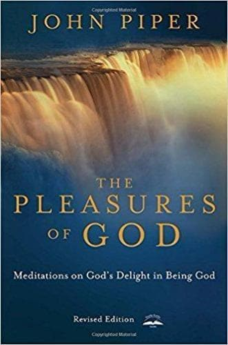 The Pleasures of God - Books - Piper, John - Forerunner Bookstore Online Store