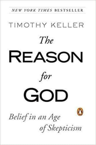 The Reason For God: Belief in an Age of Skepiticism - Books - Keller, Timothy - Forerunner Bookstore Online Store