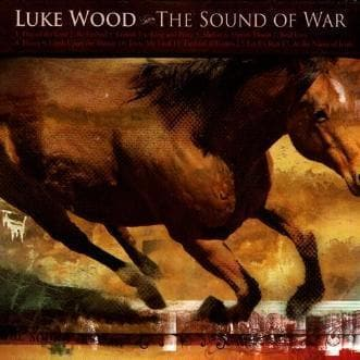 The Sound of War-Music-Wood, Luke-Forerunner Bookstore Online Store