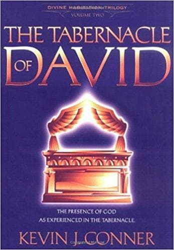 The Tabernacle of David - Books - Conner, Kevin - Forerunner Bookstore Online Store