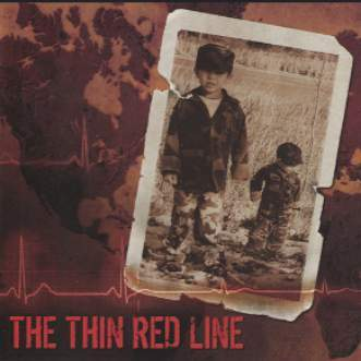 The Thin Red Line - Music - Reed, Katie - Forerunner Bookstore Online Store
