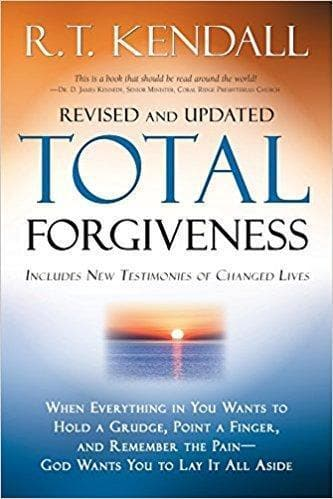 TOTAL FORGIVENESS - Books - Kendall, R.T. - Forerunner Bookstore Online Store