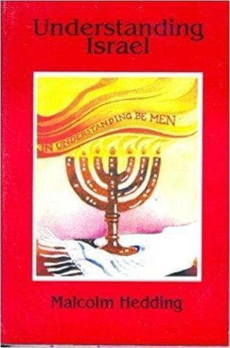 Understanding Israel - Books - Hedding, Malcolm - Forerunner Bookstore Online Store