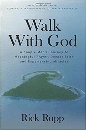 Walk With God - Books - Rupp, Rick - Forerunner Bookstore Online Store