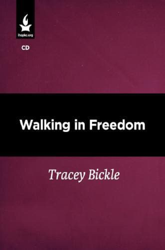 Walking in Freedom - Media - Bickle, Tracey - Forerunner Bookstore Online Store