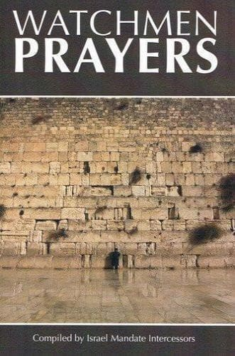 Watchman Prayers - Books - Israel Mandate Intercessors - Forerunner Bookstore Online Store