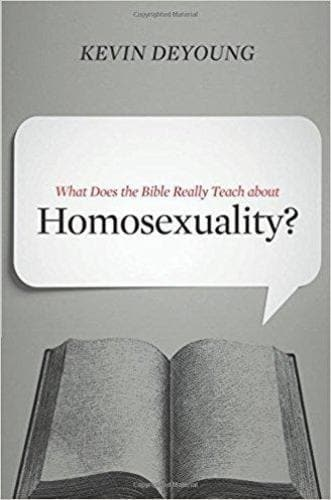 What Does the Bible Really Teach About Homosexuality? - Books - DeYoung, Kevin - Forerunner Bookstore Online Store