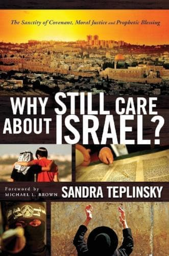 Why Still Care About Israel? - Books - Teplinsky, Sandra - Forerunner Bookstore Online Store