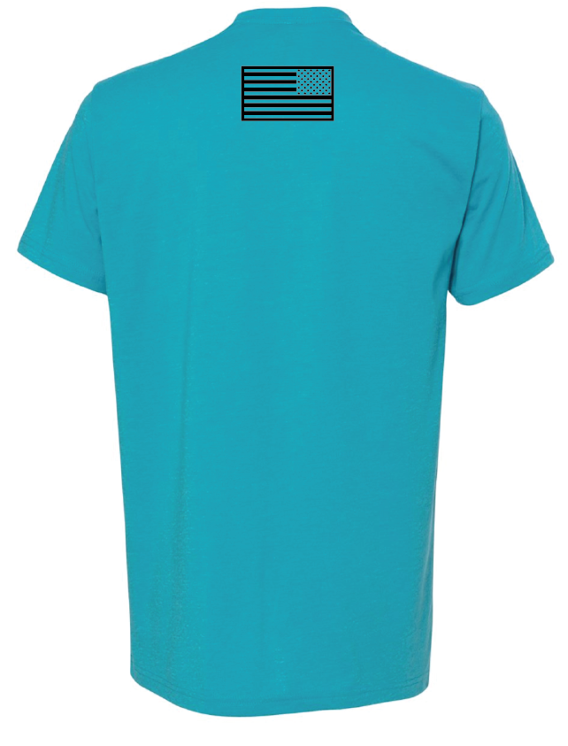Tee - The Patriot Blue