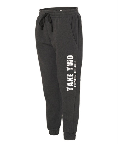 Sweatpants - Joggers (Unisex) - Charcoal