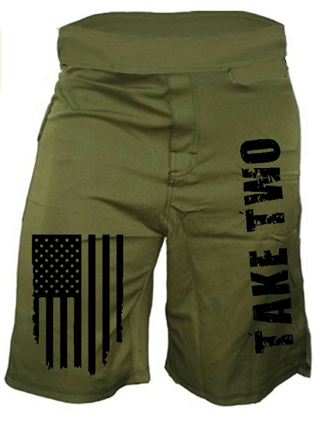 WOD Shorts - Military