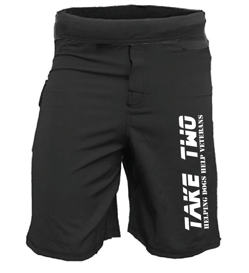 WOD Shorts - Black Rifle