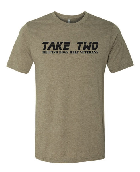 Tee - The Patriot Military Green