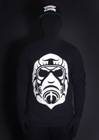MaskkedUp Long Sleeve Tee