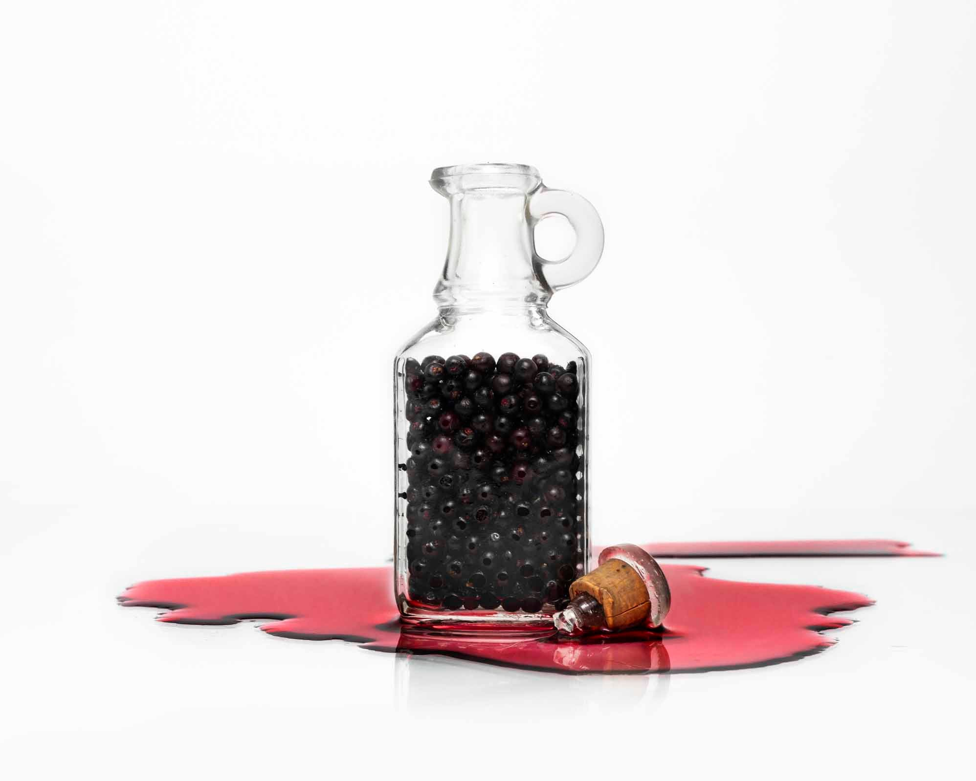 Why I Can't Sell You Elderberry Syrup