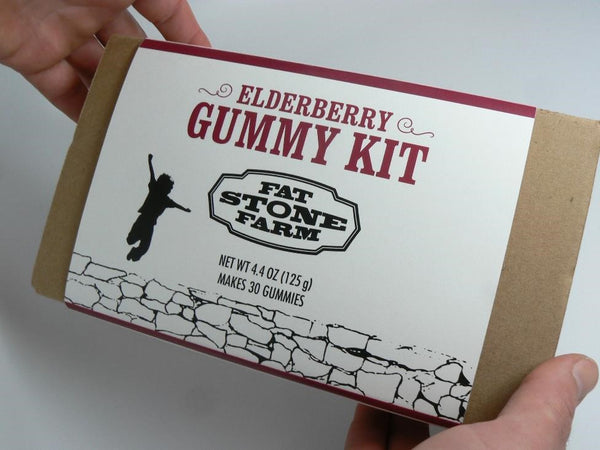Elderberry Gummy Kit - Cases