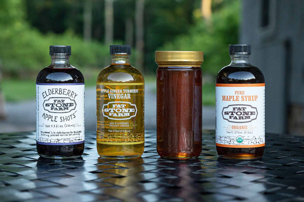 Farm Honey & Syrups Pack