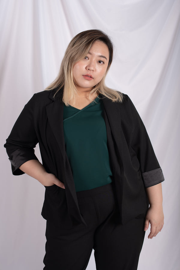 Blazer In Black