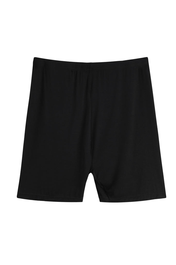 Safety Shorts In Black