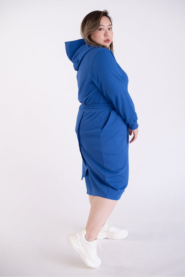 Sweat Skirt In Blue